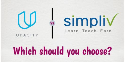 Simpliv与Udacity-