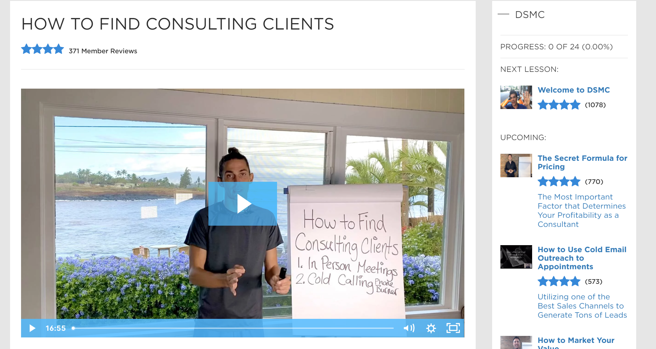 Tai Lopez Consulting clients