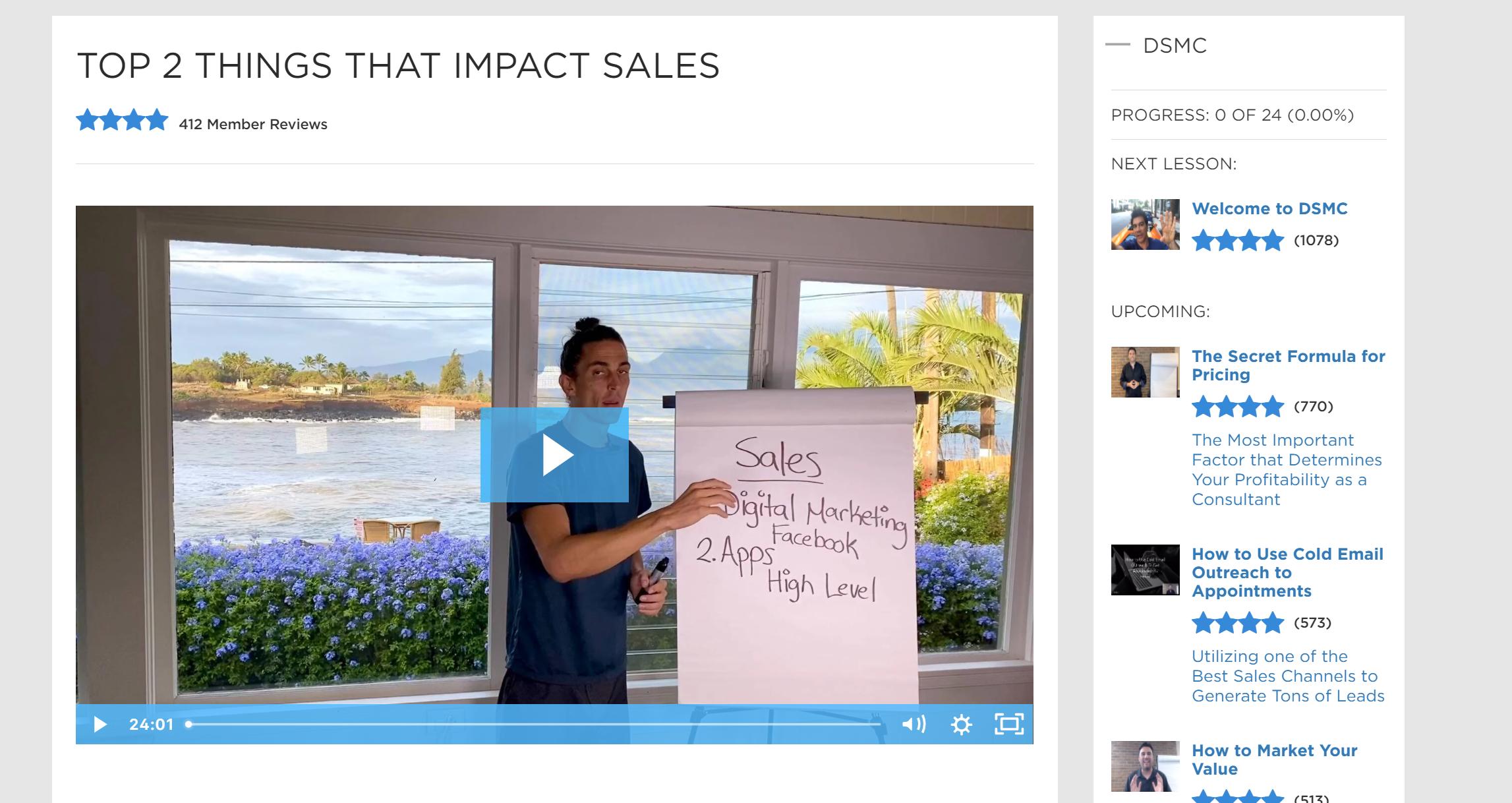 tai lopez impact sales