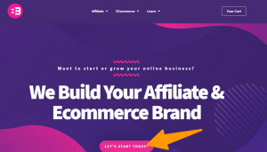 BrandBuilders- Ecommerce Business