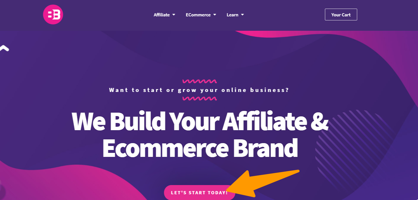 BrandBuilders- Ecommerce Business