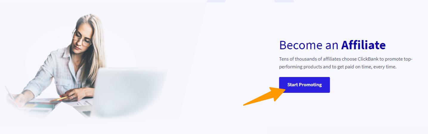 ClickBank - Became A Affiliate