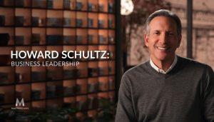 Howard Schultz Masterclass Review