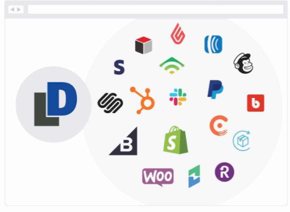 LeadDyno-Easy-Affiliate-Tracking- Integration