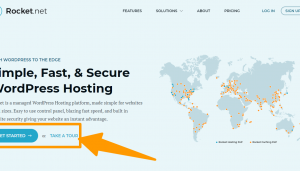 Rocket-net - Web Hosting