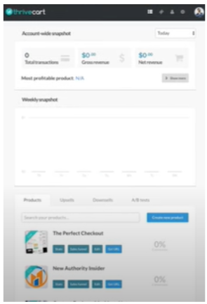 ThriveCart - Check Out Page