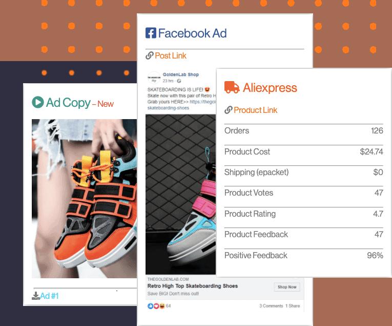 ecomlad spy on ads