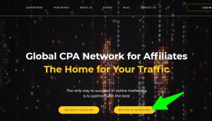 trafficasa - CPA Network
