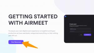 Airmeet - Overview