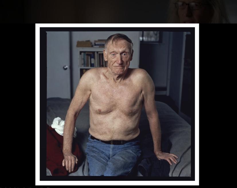 Annie-Leibovitz-Teaches-Photography-MasterClass - Robert Frank