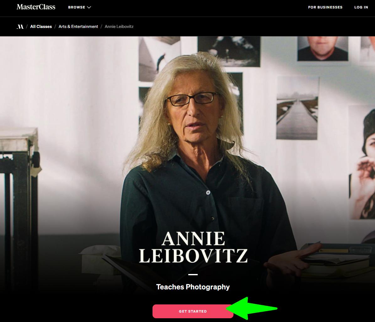 Annie-Leibovitz-Teaches-Photography