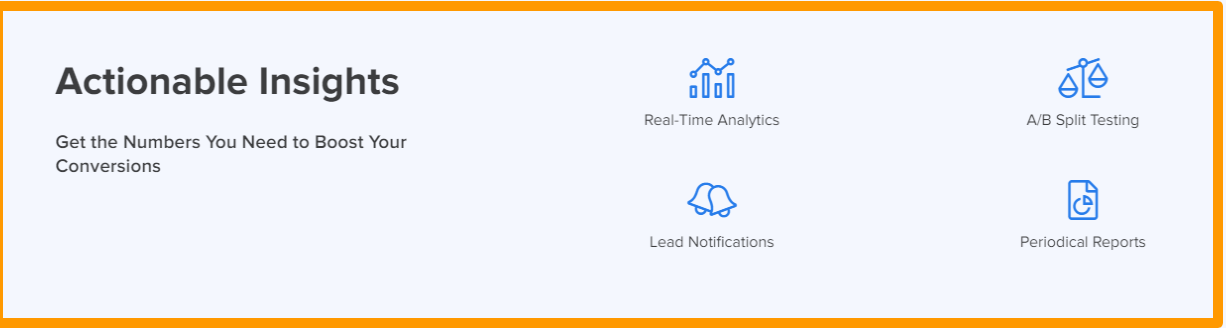 Convertful- Actionable Insights