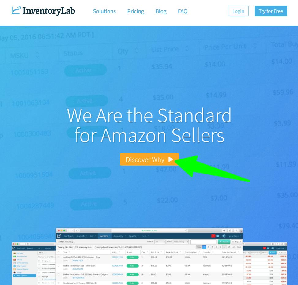 InventoryLab- Overview