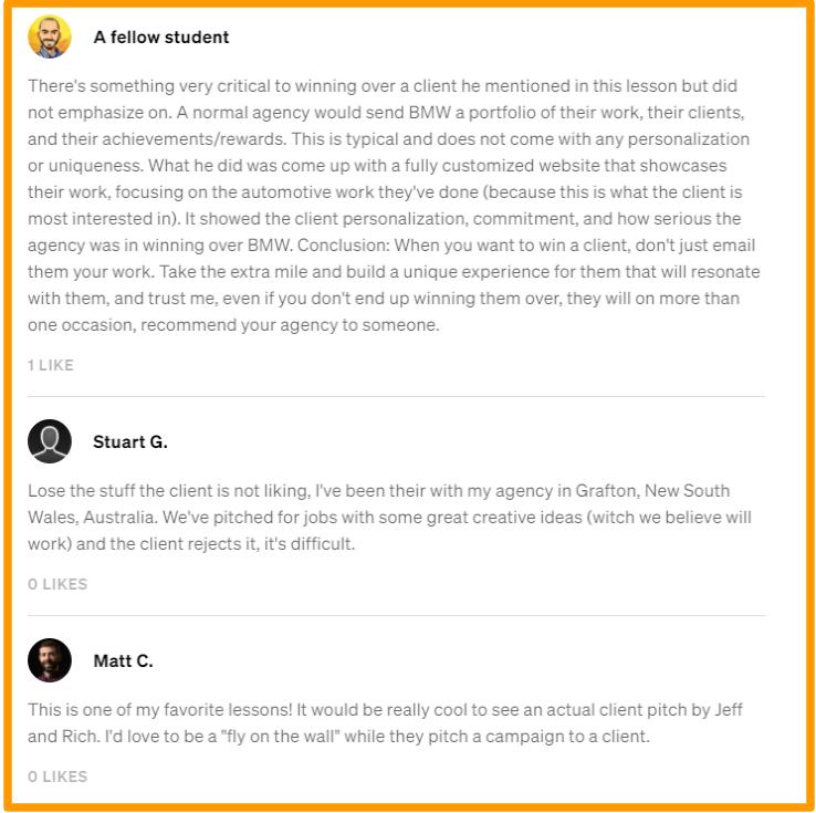 Jeff Goodby and Rich Silverstein - Testimonials