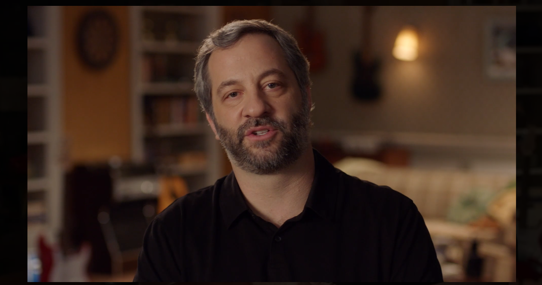Judd-Apatow-Teaches-Comedy-MasterClass -Judd Apatow