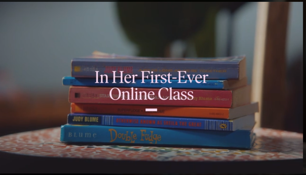 Judy-Blume-Teaches-Writing-MasterClass - Online Class