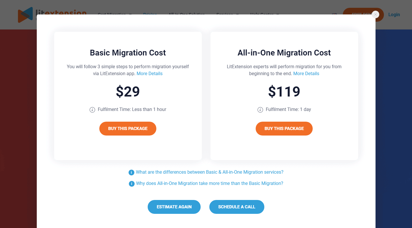 LitExtension-Pricing-Migration