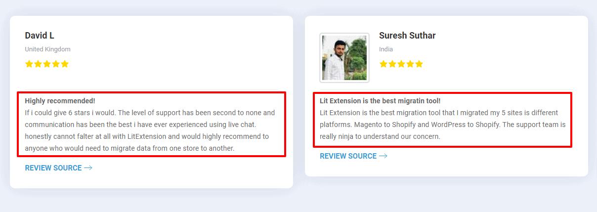 LitExtension Reviews