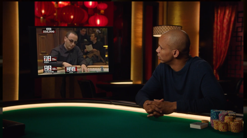 MasterClass-Phil-Ivey-Teaches Poker - Game Show