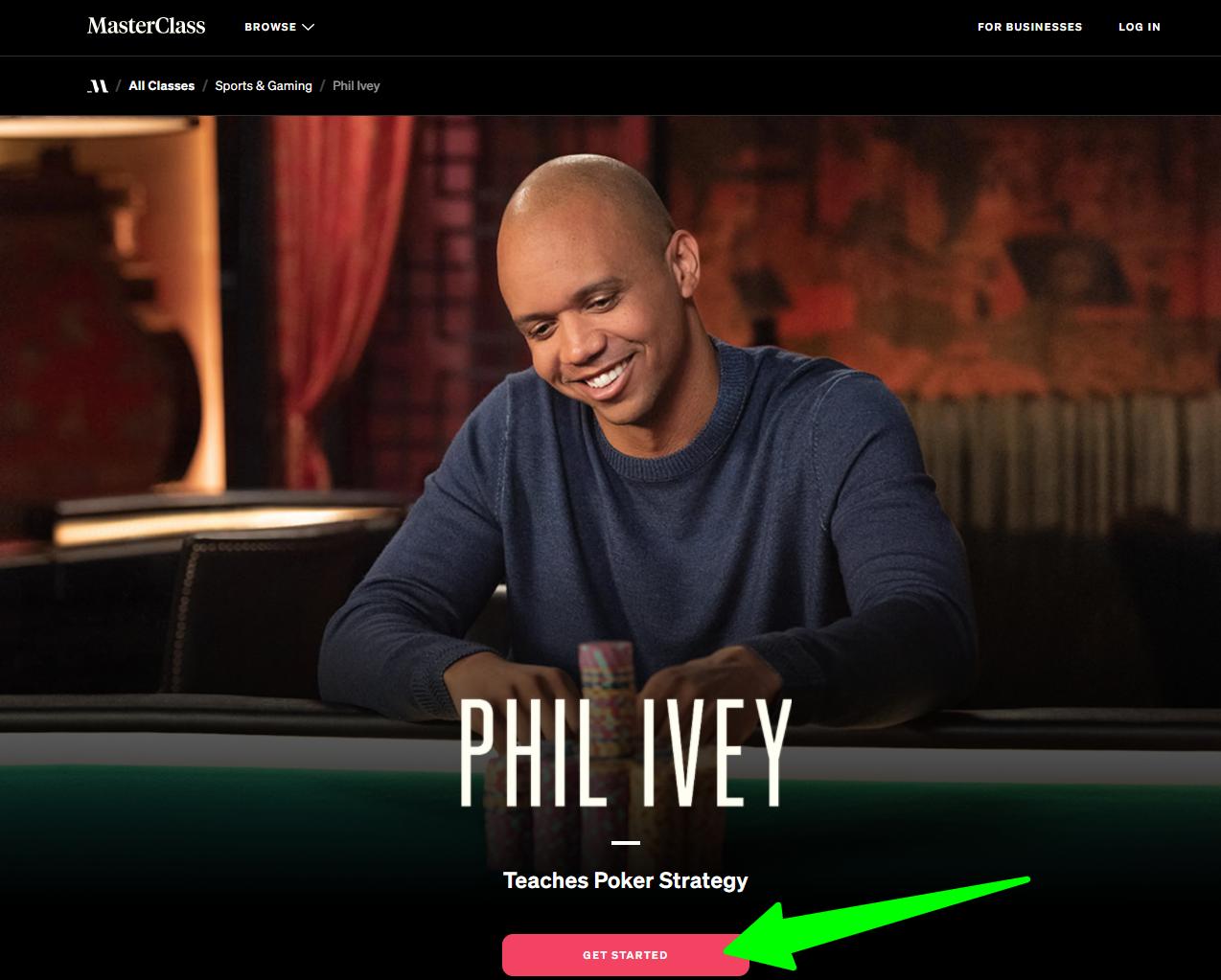 MasterClass-Phil-Ivey-Teaches Poker