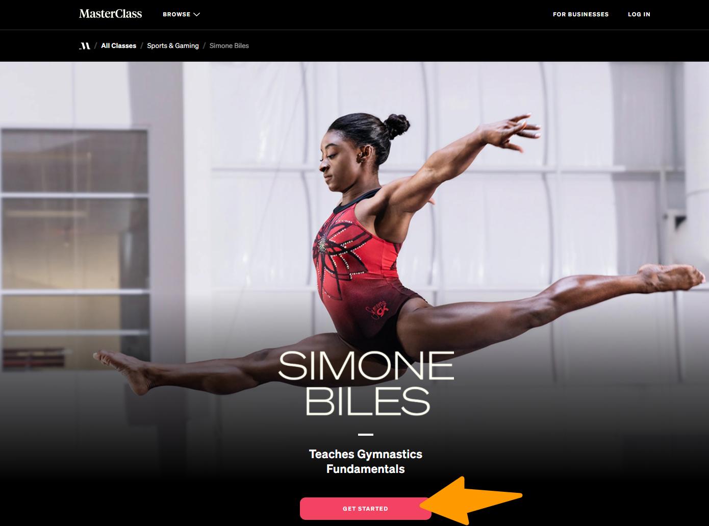 MasterClass-Simone-Biles-Teaches-Gymnastics