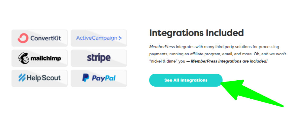 MemberPress - Integration