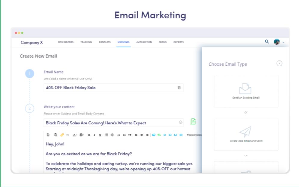 Platformly - Email Marketing