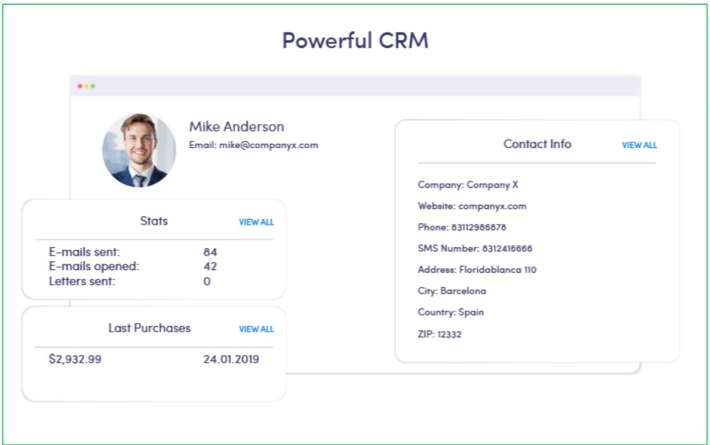 Platformly - Powerful CRM