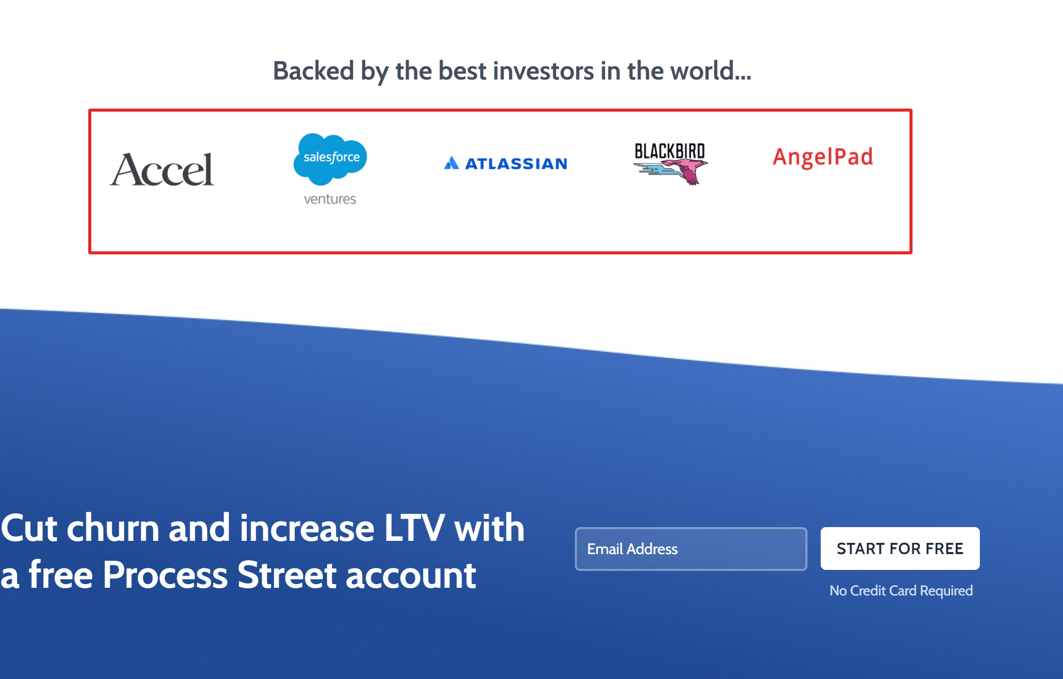Process street investors