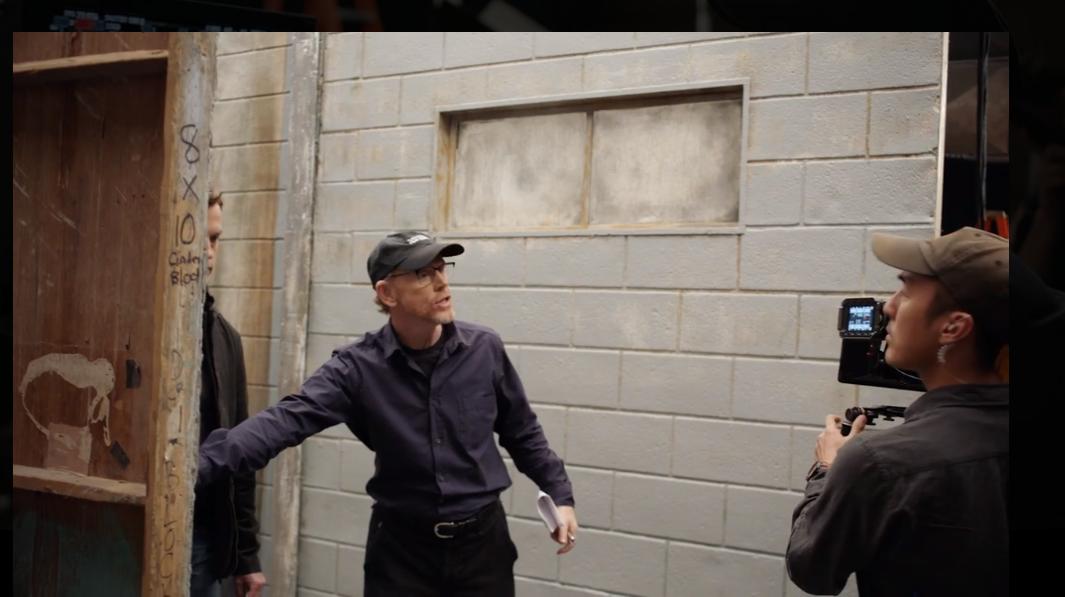 Ron-Howard-Teaches-Directing-MasterClass - Teaches