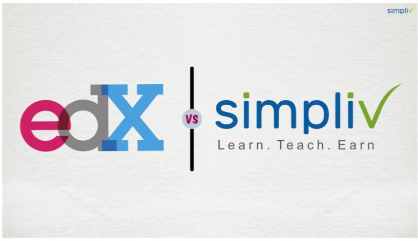 Simpliv-Vs-edX