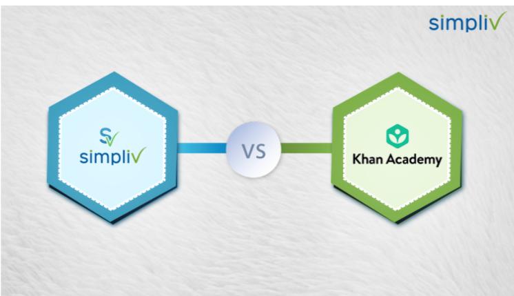 Simpliv-vs-Khan-Academy- Course Category