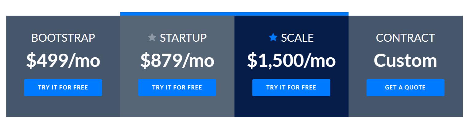 TUNE- Pricing