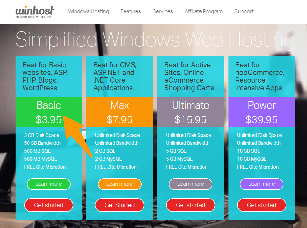 WinHost - Overview