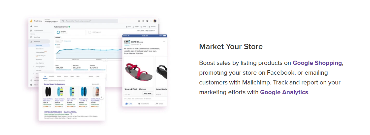 WooCommerce- Market Your Store