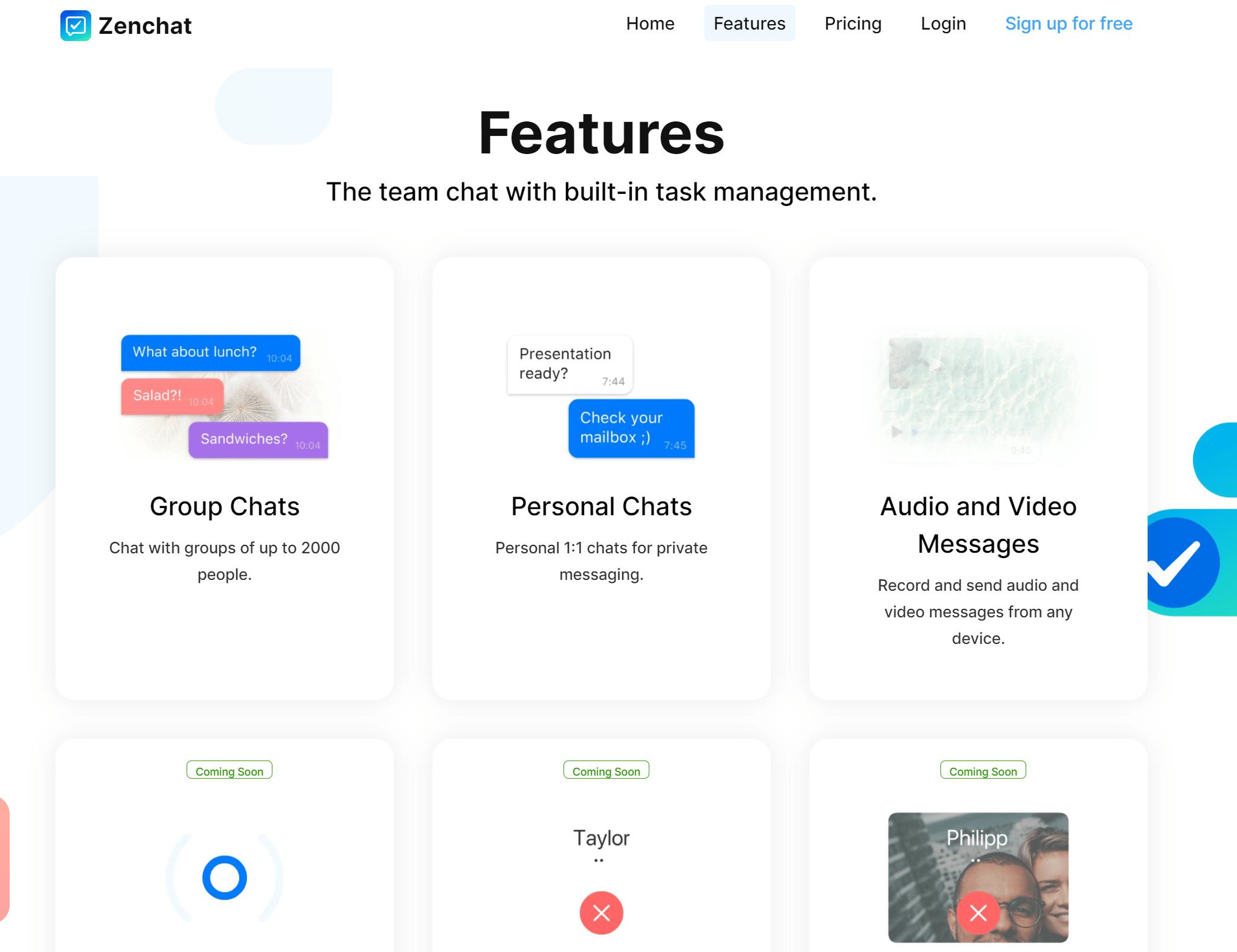 zenkit advanced features