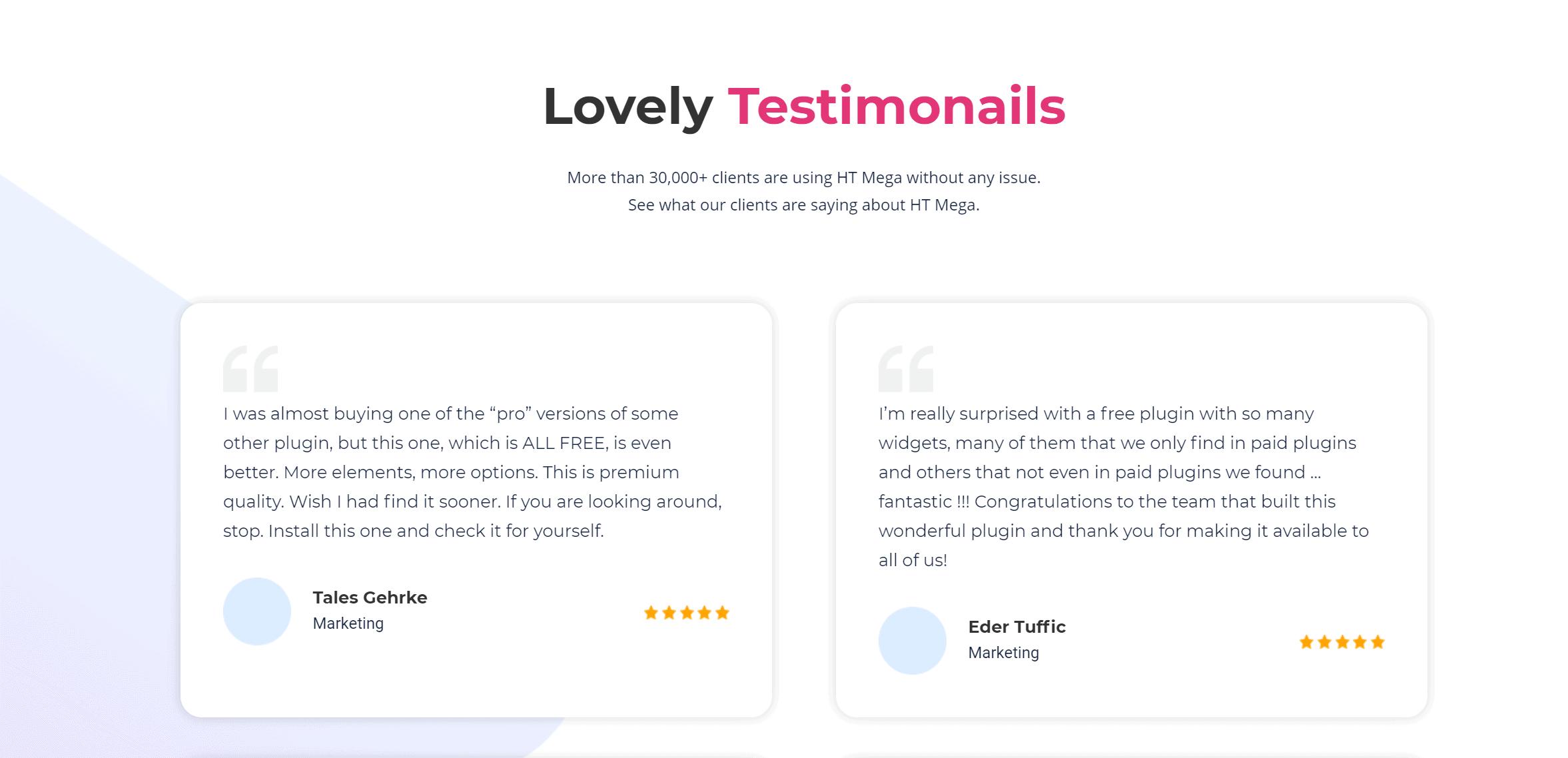 HT Mega pro reviews