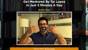 Tai-Lopez - Overview