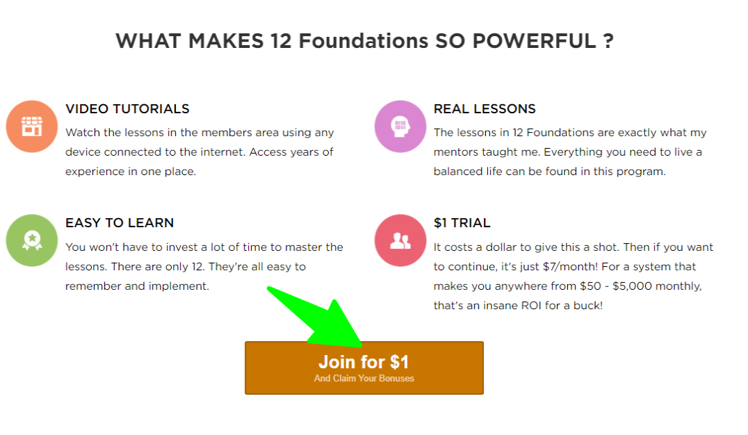 Tailopez - Powerfull Foundations