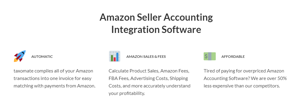 Integrate Taxomate With Your Accounting Software