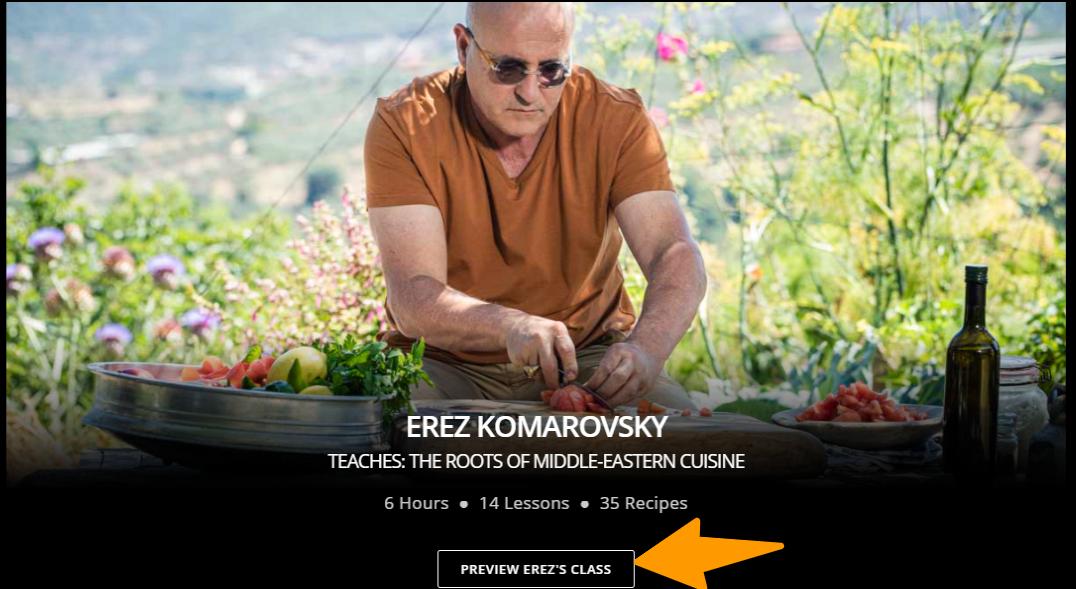 YesChef Review - Erez Kamarovsky
