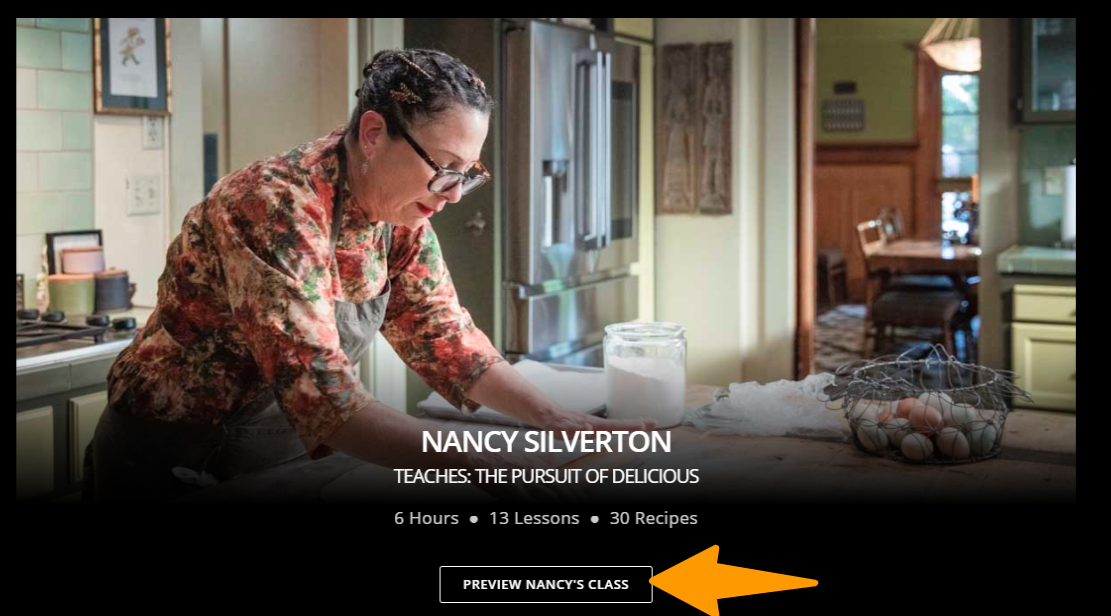 YesChef Review - Nancy Silverton