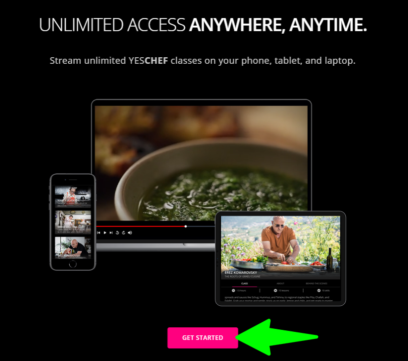 YesChef - Unlimited Access