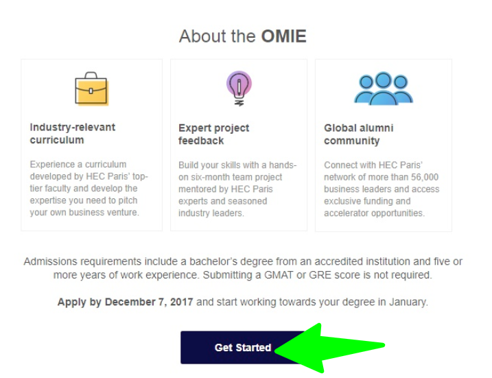 About The Omie