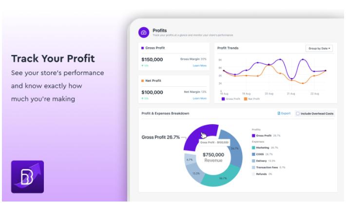 BeProfit-Review- Track Your Profit