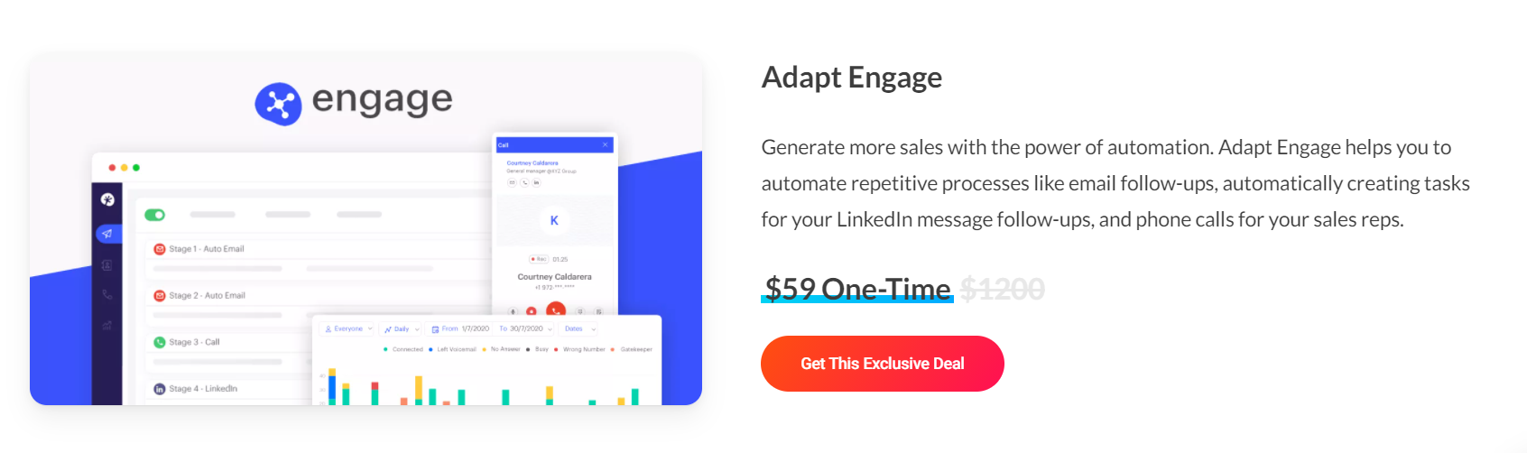 Dealify - engage