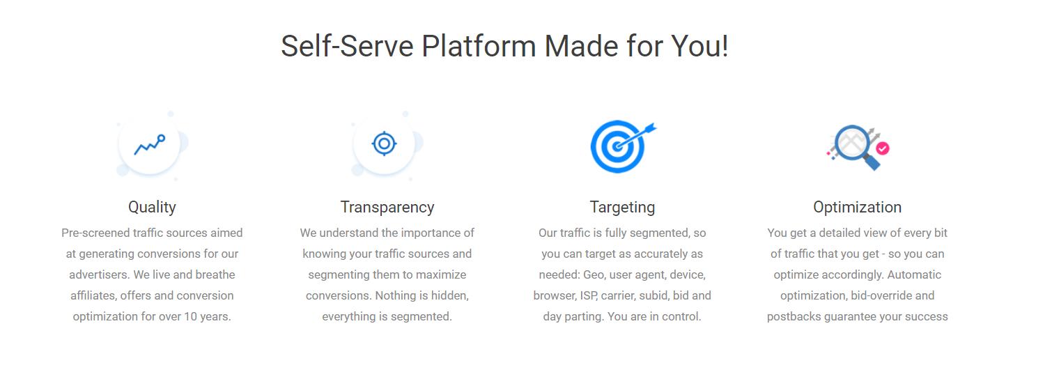 BidVertiser Features- Bidvertiser Review