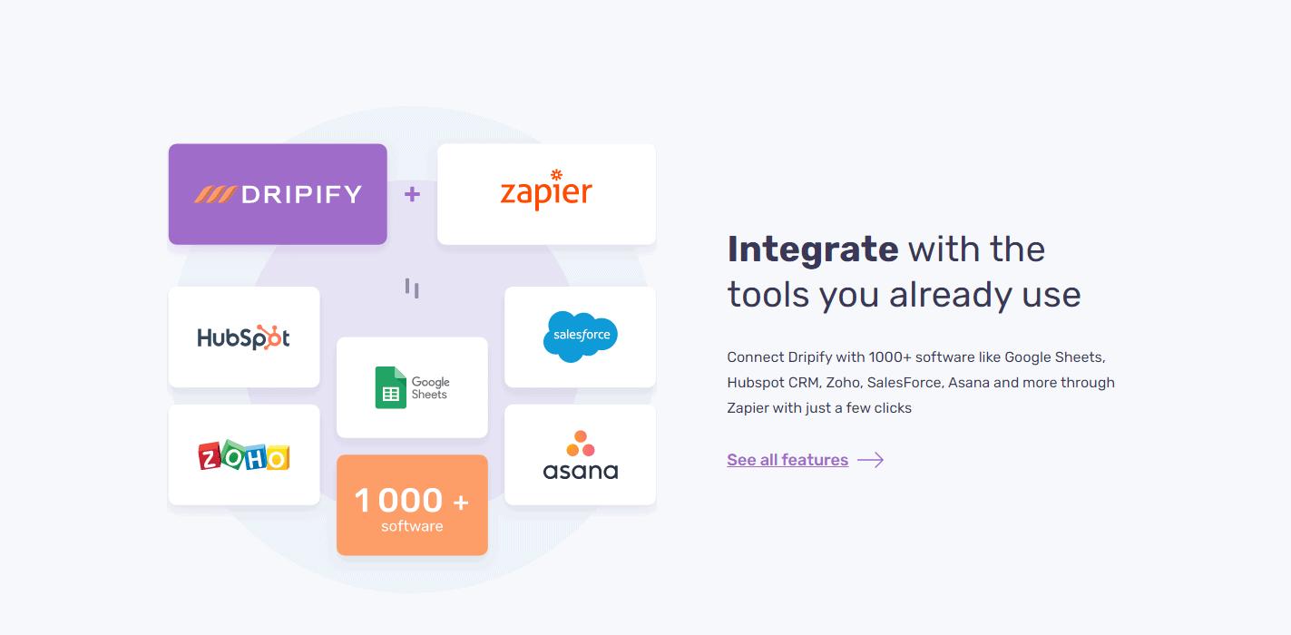 Dripify-Integration