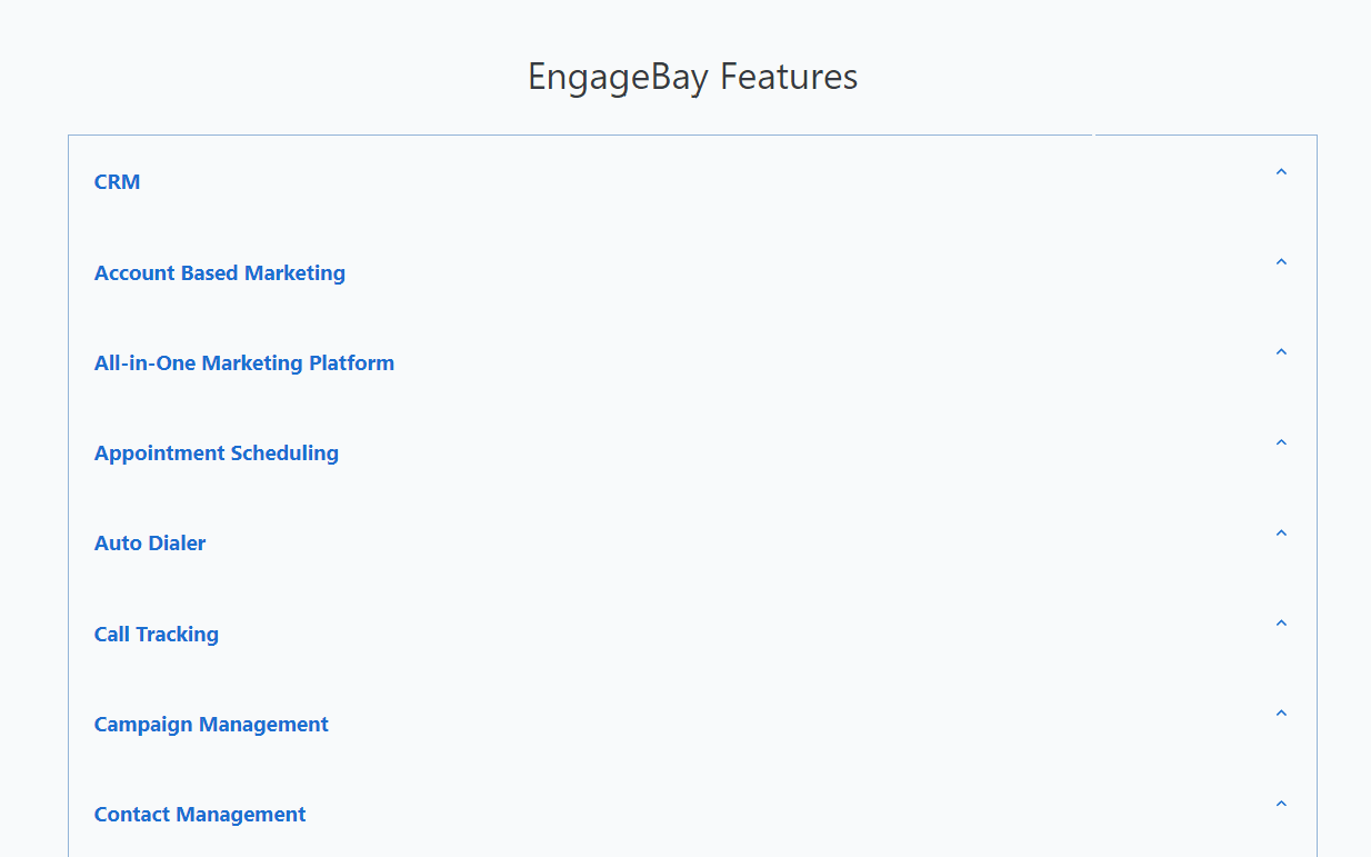 EngageBay Review-Engagebay vs ActiveCampaign