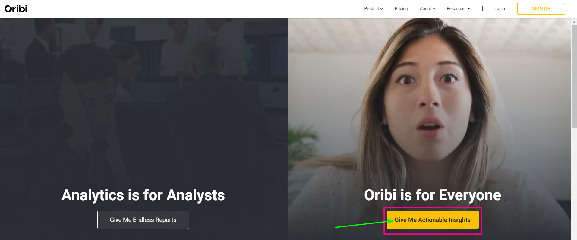 Oribi - Overview